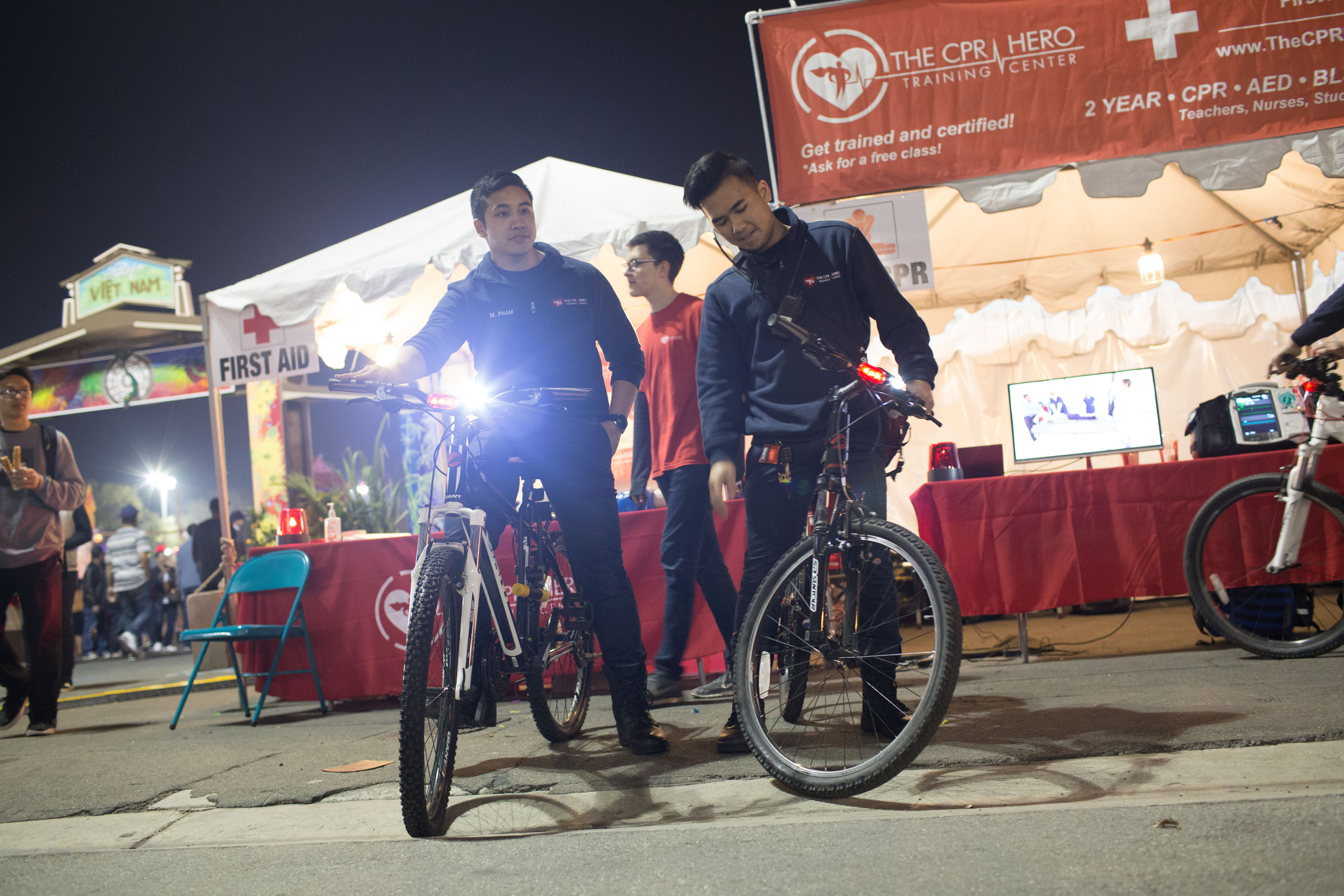 Were back at the annual uvsa tet festival the cpr hero share this post xflitez Choice Image